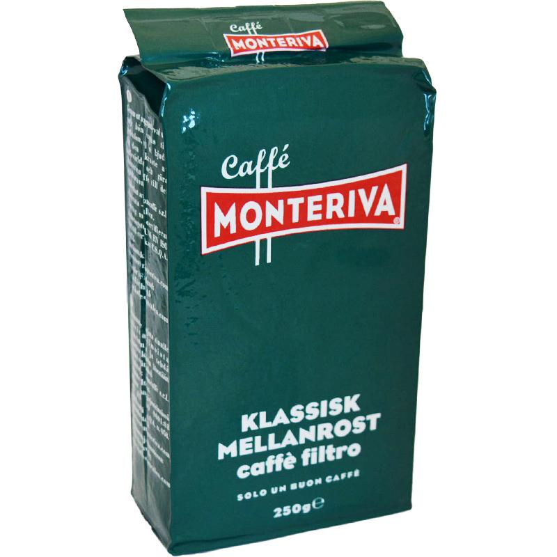 Kahvi keskipaahto 250 g - 29% alennus