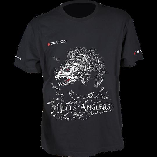 Dragon Hells Anglers gös T-shirt