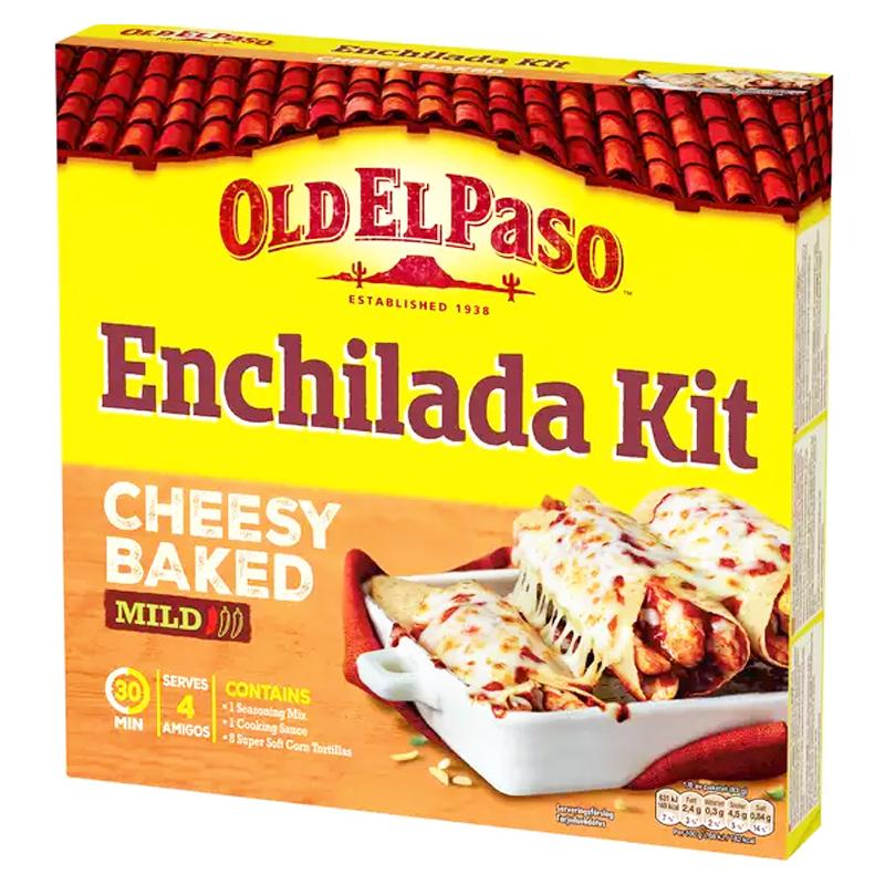 Enchilada setti - 50% alennus