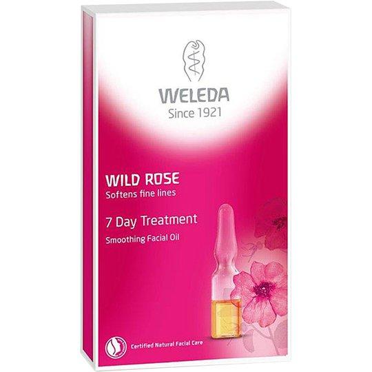 Weleda Wild Rose 7 Day Treatment, Weleda Luonnonkosmetiikka