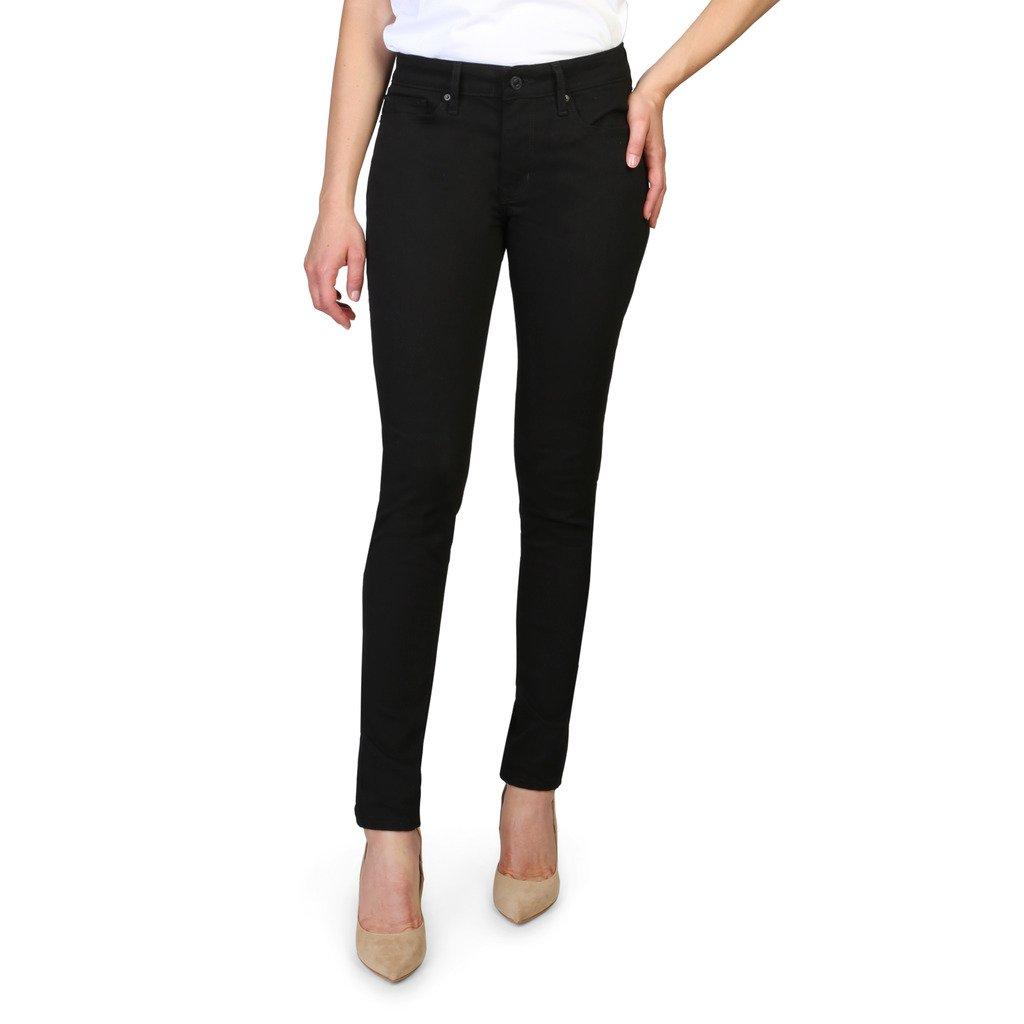 Levis Women's Jeans Black 711_SKINNY - black 26