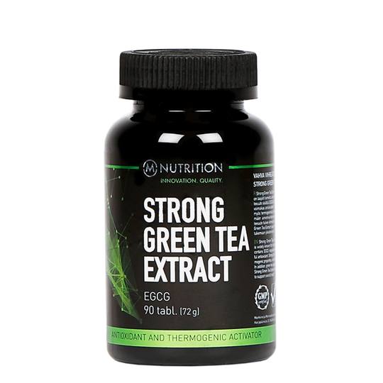 Strong Green Tea Extract, 90 tablets