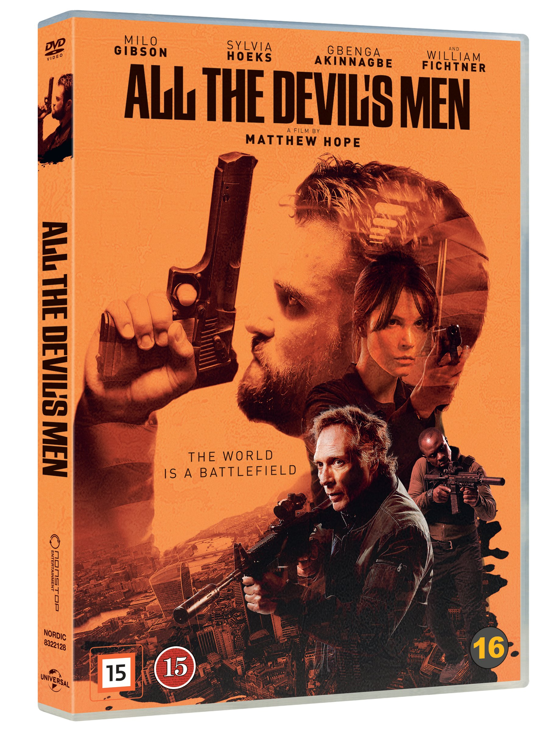 All The Devils Men - DVD