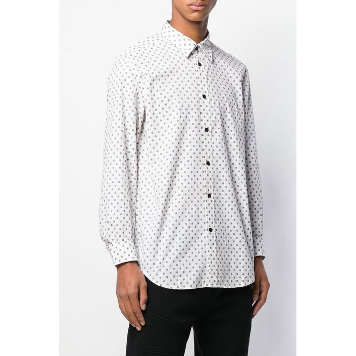 Diesel Men's Shirt White 287452 - white S