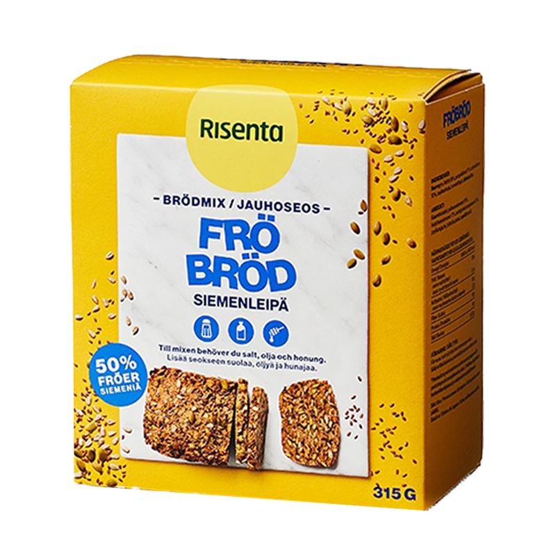 """Brödmix """"Fröbröd"""" 315g - 83% rabatt"""