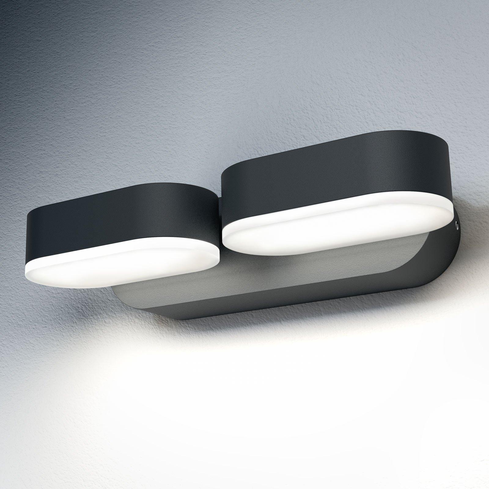 LEDVANCE Endura Style Mini Spot II, mørkegrå