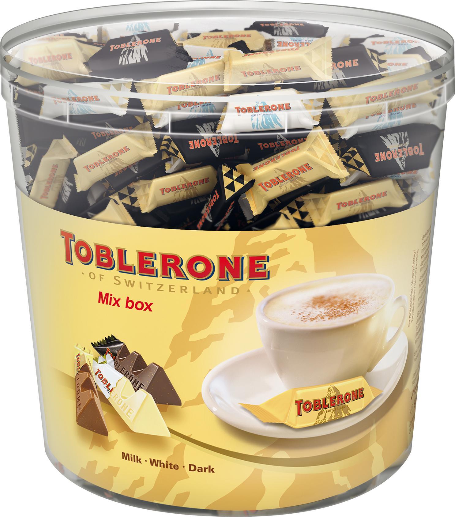 Toblerone Cylinder 900g