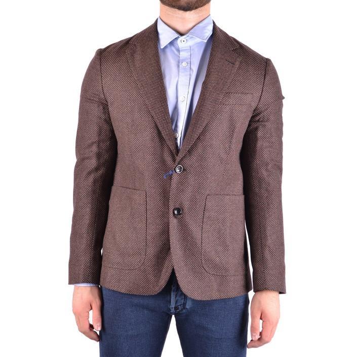 Jacob Cohen Men's Blazer Brown 163034 - brown 50