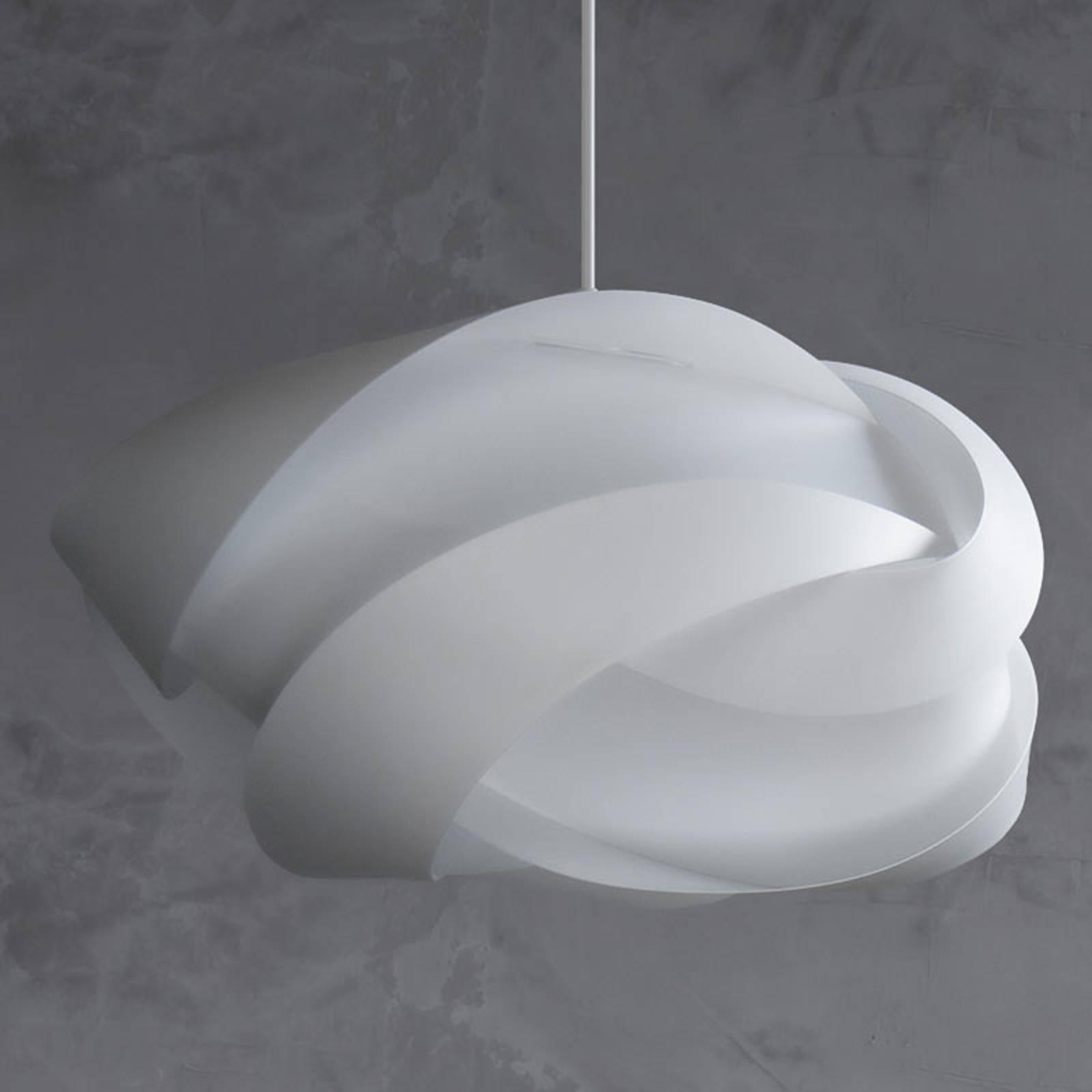 UMAGE Ribbon medium riippuvalaisin, valkoinen