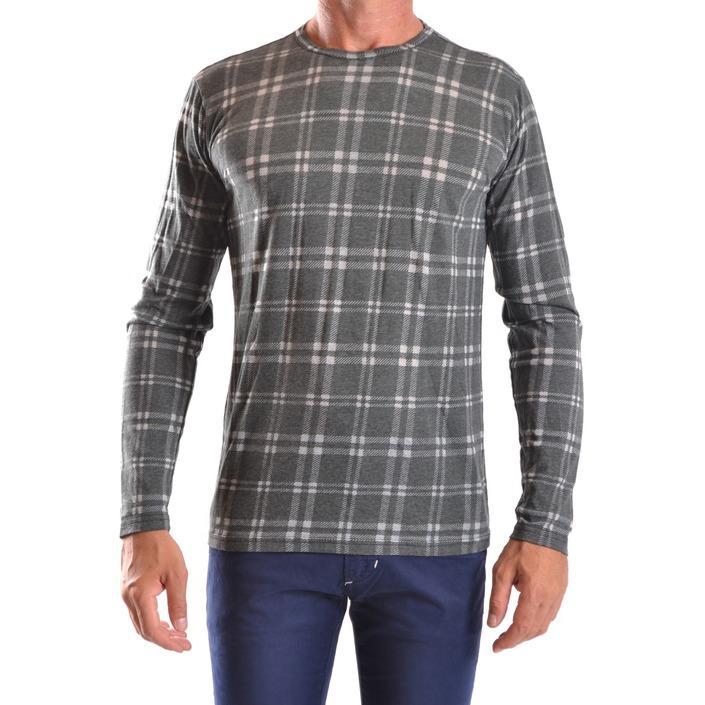 Daniele Alessandrini Men's T-Shirt Grey 187090 - grey M