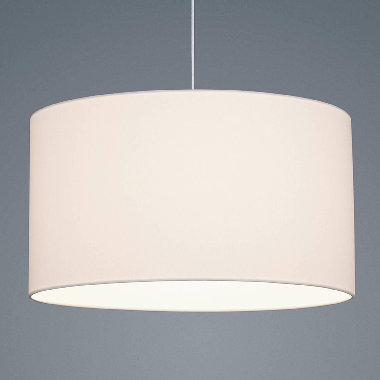 Helestra Certo -riippuvalo 1-lamp. valkoinen