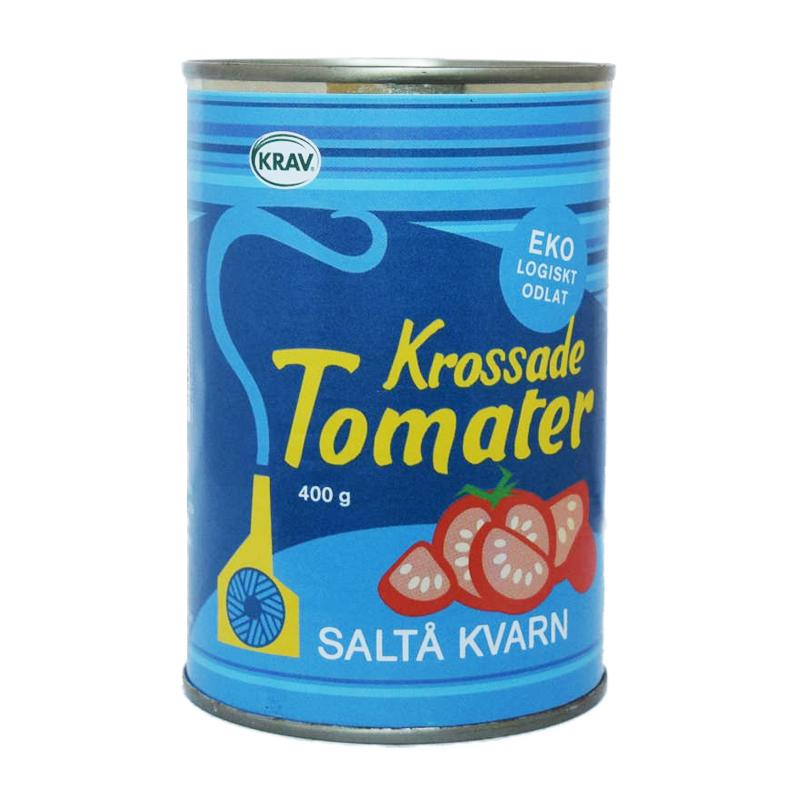 Krossade Tomater 400g - 19% rabatt