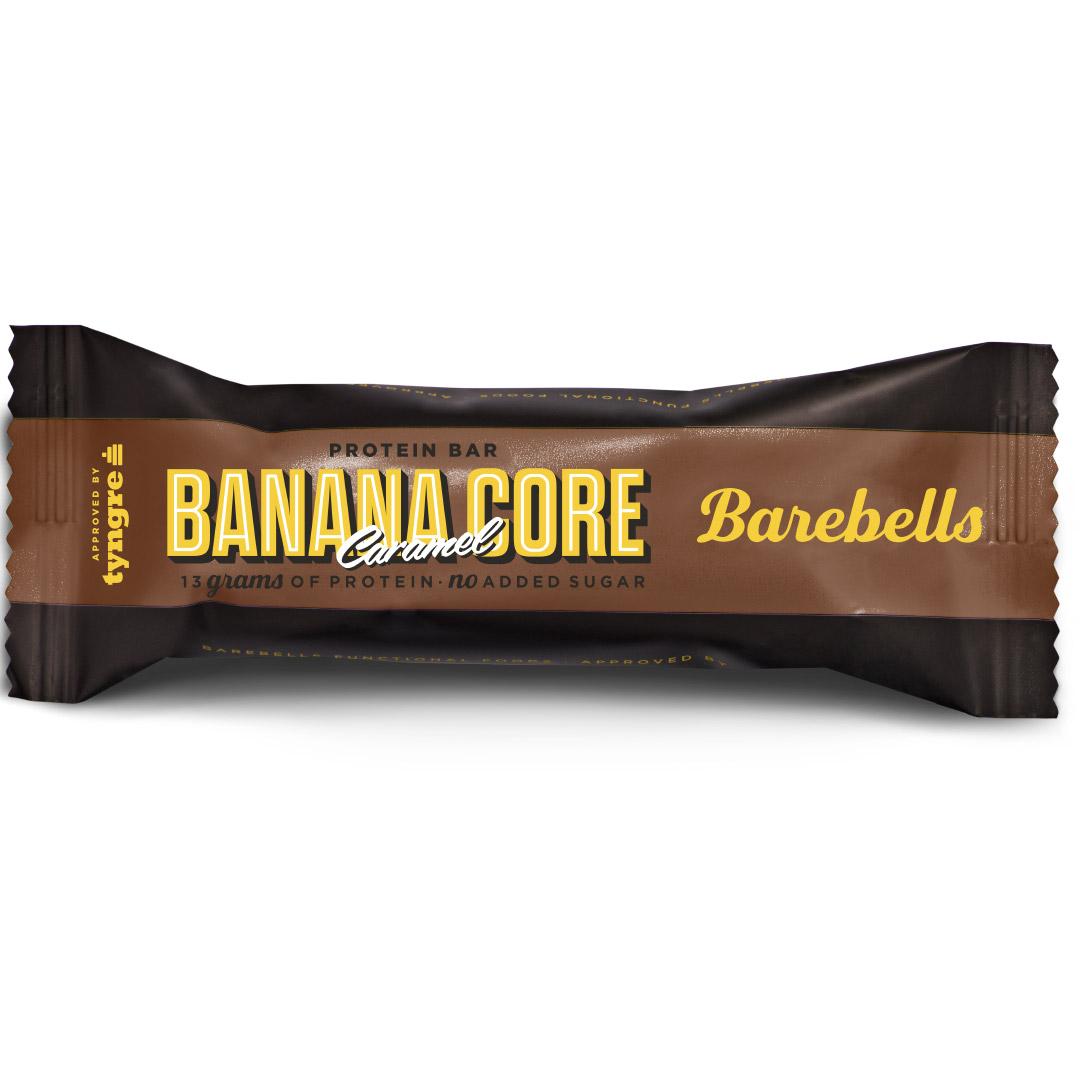 Barebells Core Protein Bar - Banana Caramel 40g