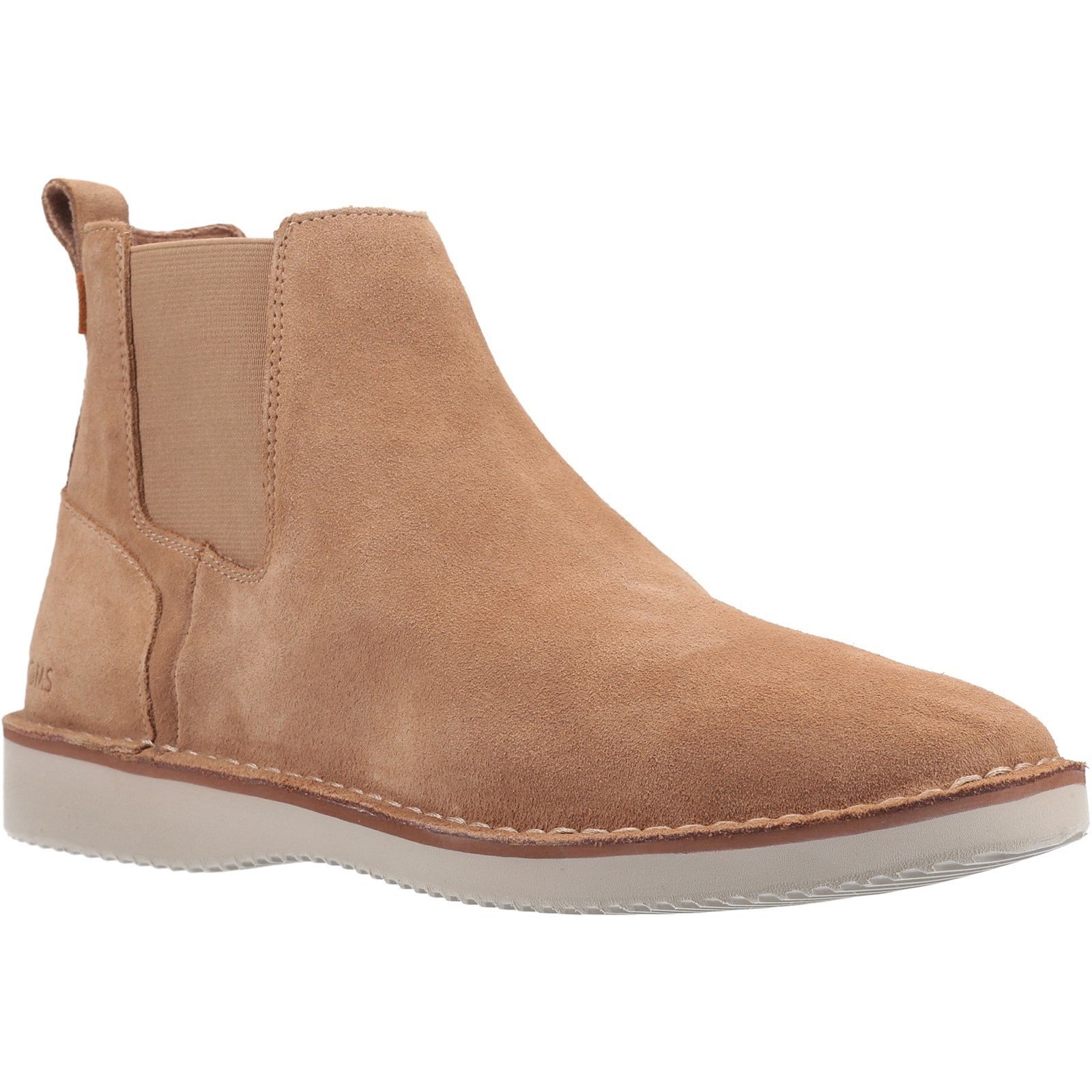 TOMS Men's Skyline Lace Up Boot Toffee 31608 - Toffee 8