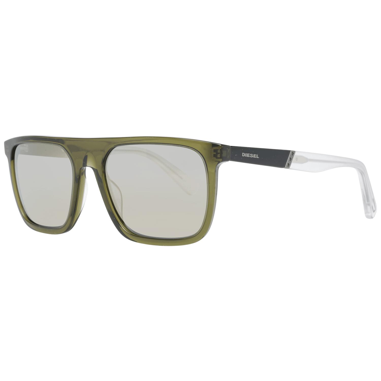 Diesel Men's Sunglasses Olive DL0299 5496C