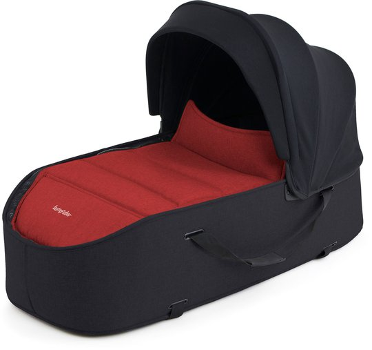 Bumprider Connect Liggedel, Red