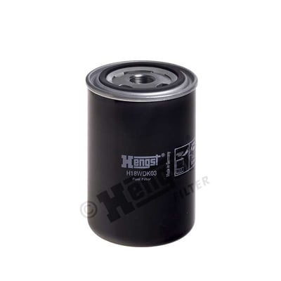 Polttoainesuodatin HENGST FILTER H18WDK03