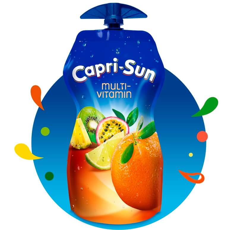Capri-Sun - Multivitamin 33cl