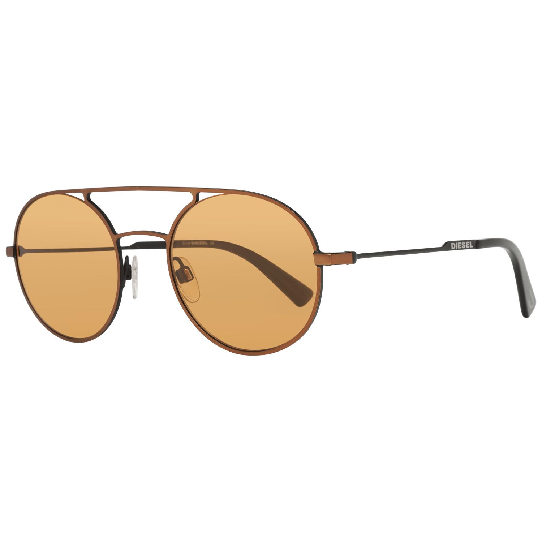 Diesel Unisex Sunglasses Gunmetal DL0301 5138E