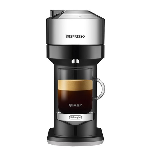 Nespresso - Vertuo Next Delux Maskin ENV120 Krom