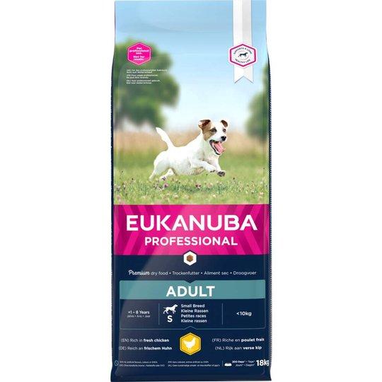 Eukanuba Dog Breeder Adult Small Breed 18 kg