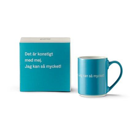 Astrid Lindgren Kopp 13 Blå