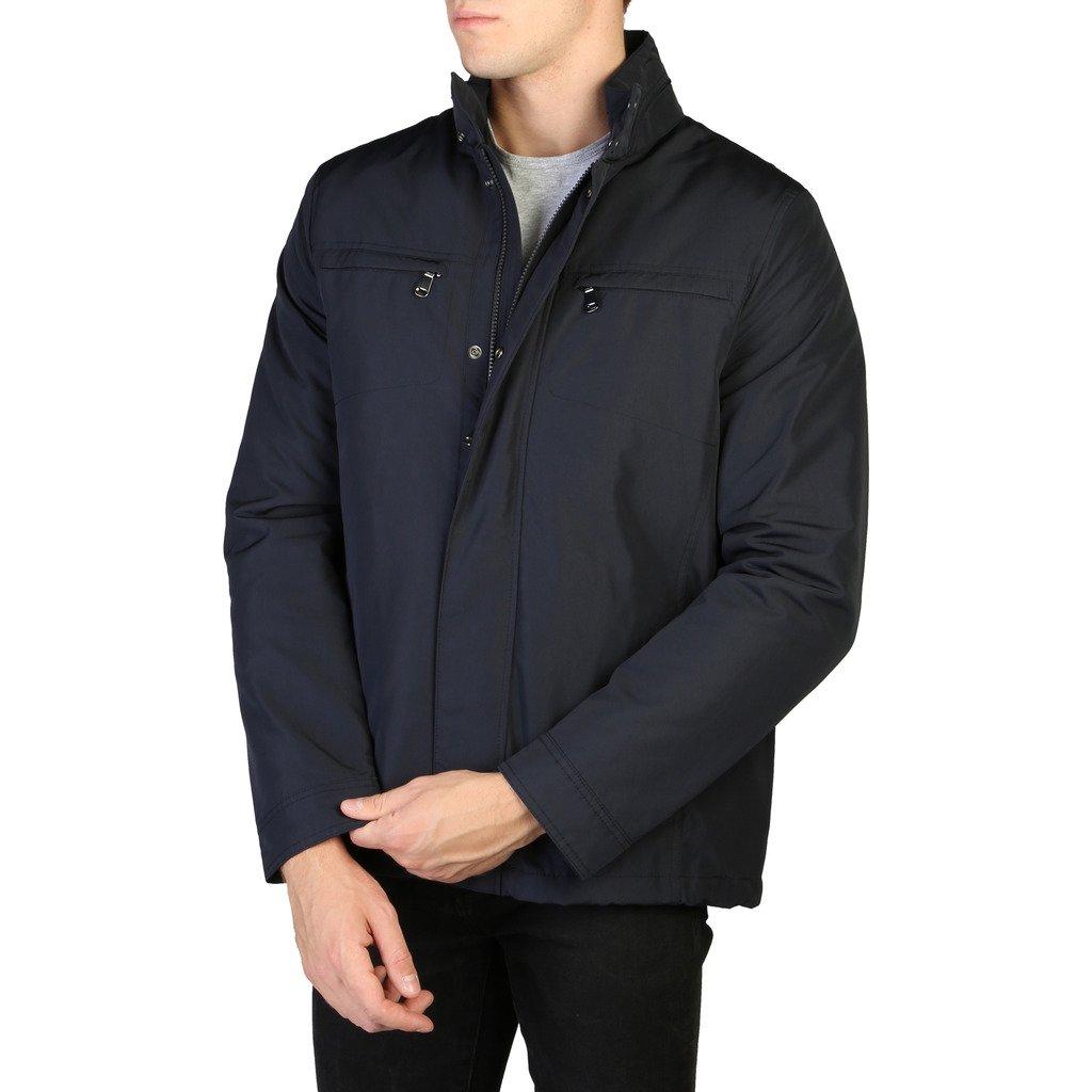 Geox Men's Jacket Blue M8420GT2419 - blue 48