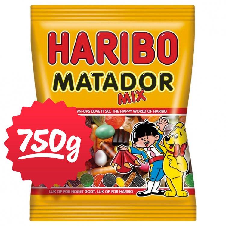 "Makeiset ""Matador Mix"" 750g - 50% alennus"