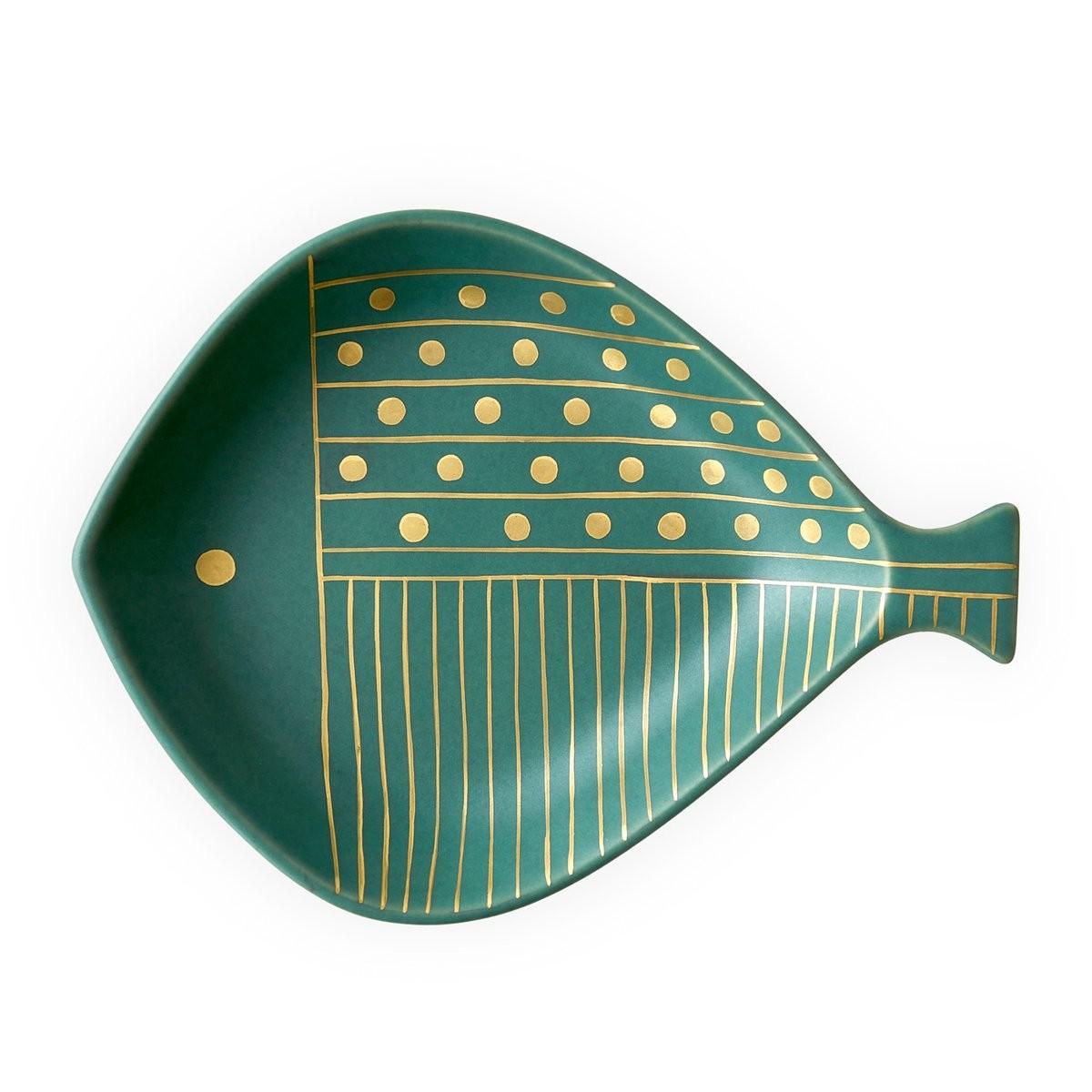 Jonathan Adler I Medium Amalfi Fish Dish