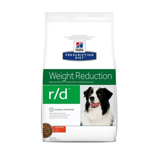 Hill's Prescription Diet Canine r/d Weight Reduction Chicken (4 kg)