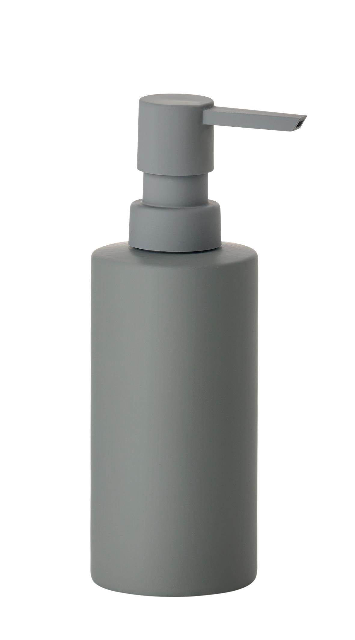 Zone - Solo Soap Dispenser - Grey (330205)