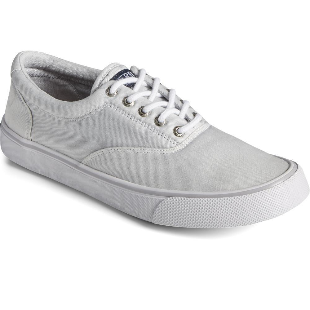 Sperry Men's Striper II CVO Ombre Lace Trainer Various Colours 32932 - Grey 7.5