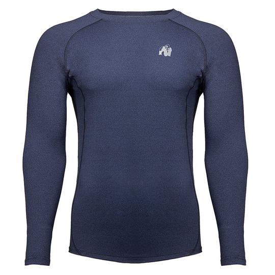 Rentz Long Sleeve, Navy Blue