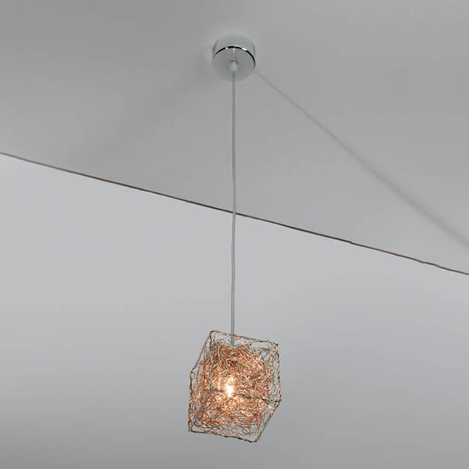 Knikerboker Kubini - designer LED-hengelampe