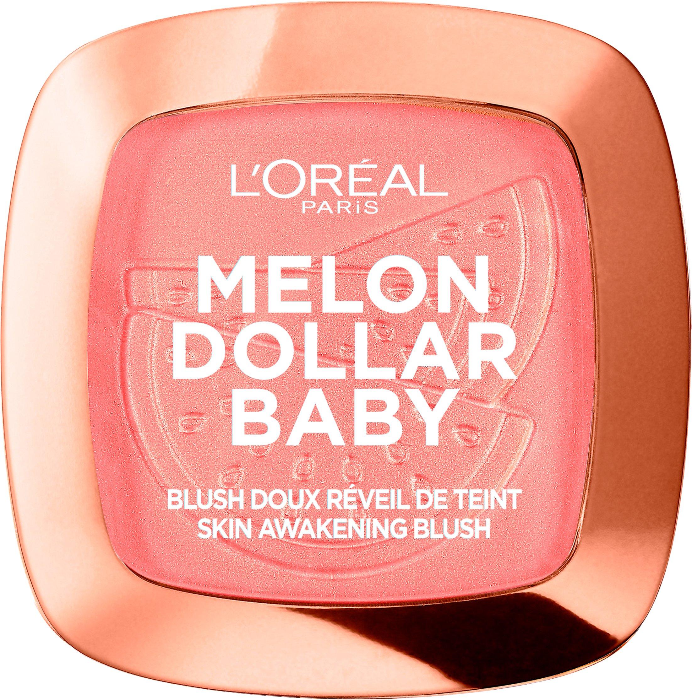 L'Oréal - Woke Up Like This Blush - Melon Berry