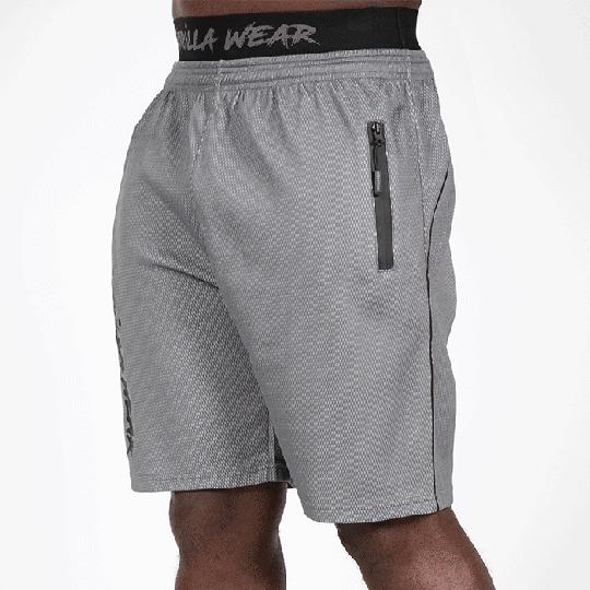 Mercury Mesh Shorts, Grey/Black
