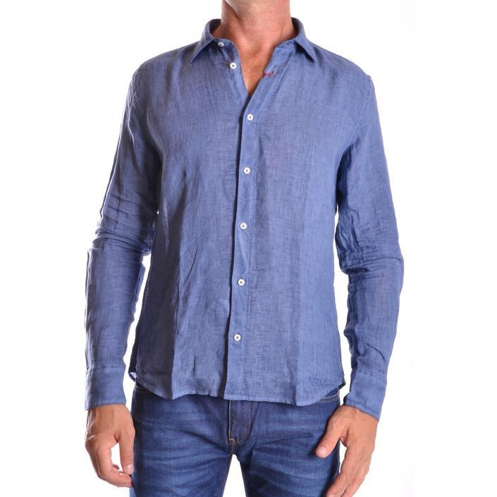 Altea Men's Shirt Blue 160717 - blue XXL