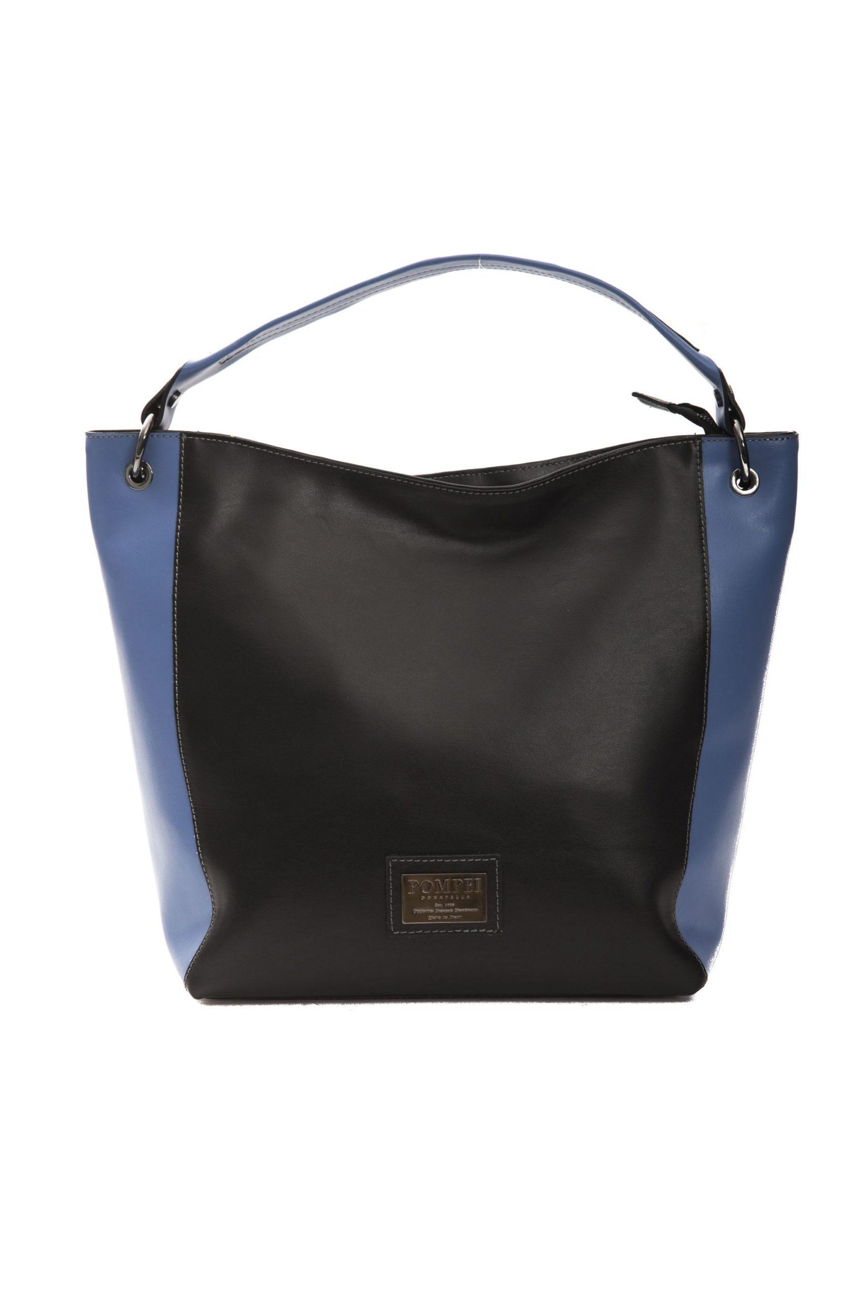 Pompei Donatella Women's Avio Nero Shoulder Bag Black PO1004639