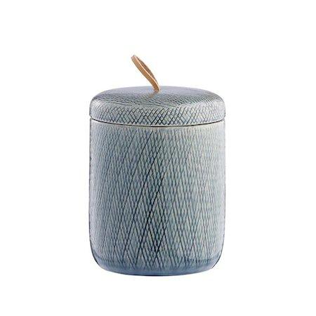 Oppbevaringskrukke Claribel Blå