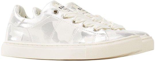 ESPRIT Filou Camou Sneakers, Off White 32