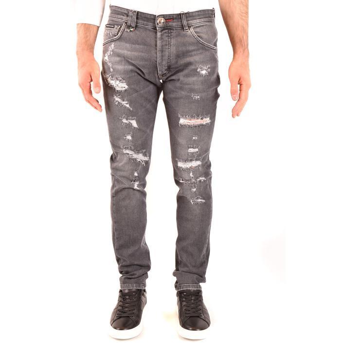 Philipp Plein Men's Jeans Black 203282 - black 31