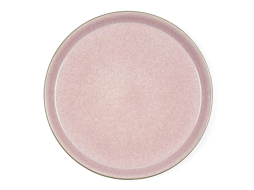 Bitz - 2 x Gastro Plate 27 cm - Grey/Light Pink - (Bundle)