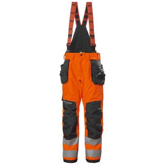Helly Hansen Workwear Alna 2.0 Kuorihousut oranssi, huomioväri C44