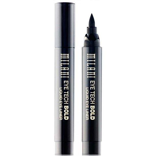 Eye Tech Bold Liquid Eyeliner, Milani Cosmetics Eyeliner
