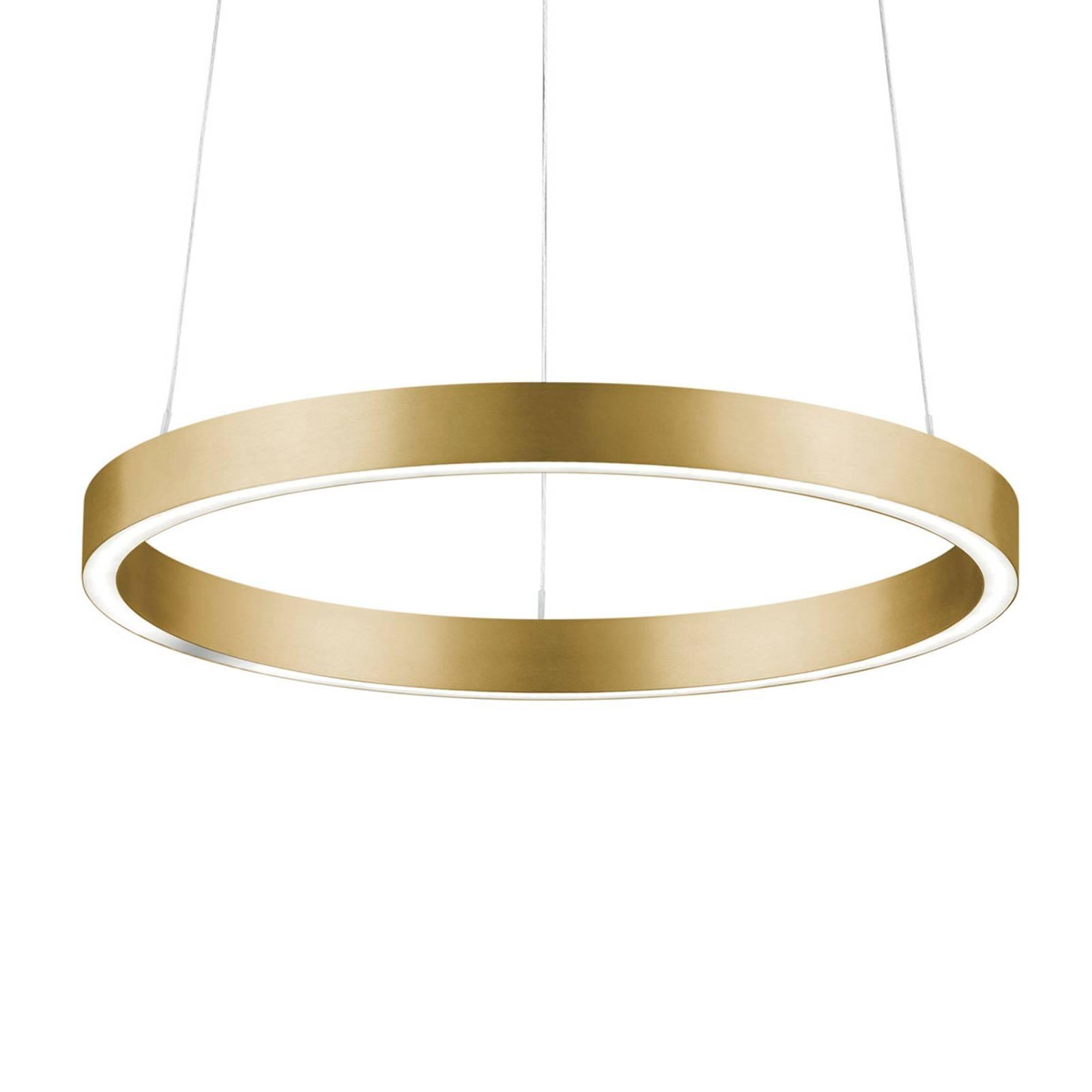 LED-riippuvalaisin Svea-40 eleohjauksella, kulta