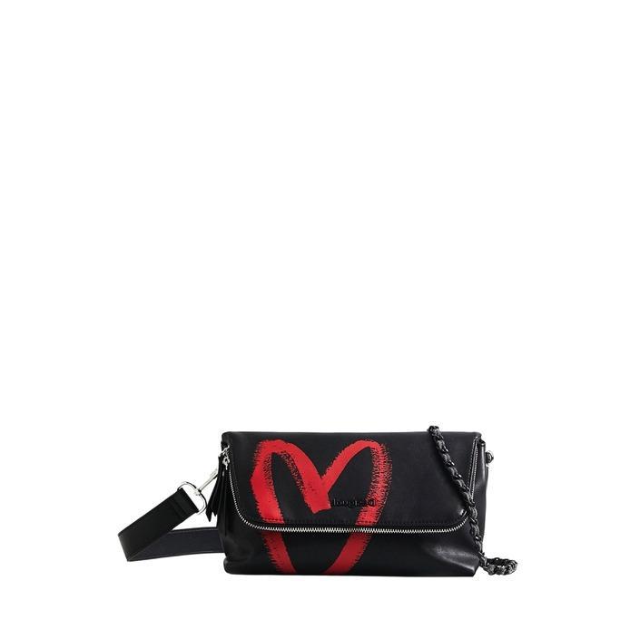 Desigual Women's Shoulder Bag Black 319676 - black UNICA