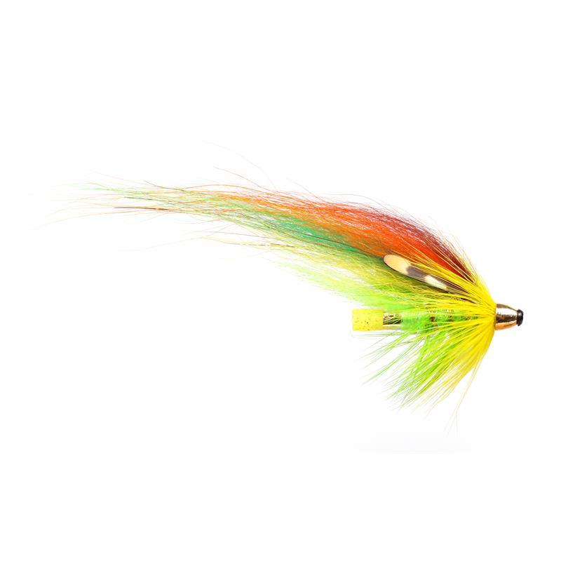 Green Highlander - 6cm Kjøp 12 fluer få gratis flueboks