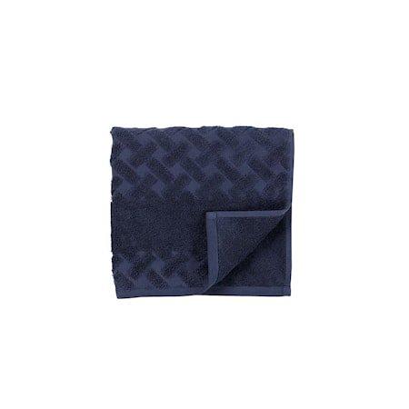 Håndkle Laurie 100x50 cm Mørkeblå