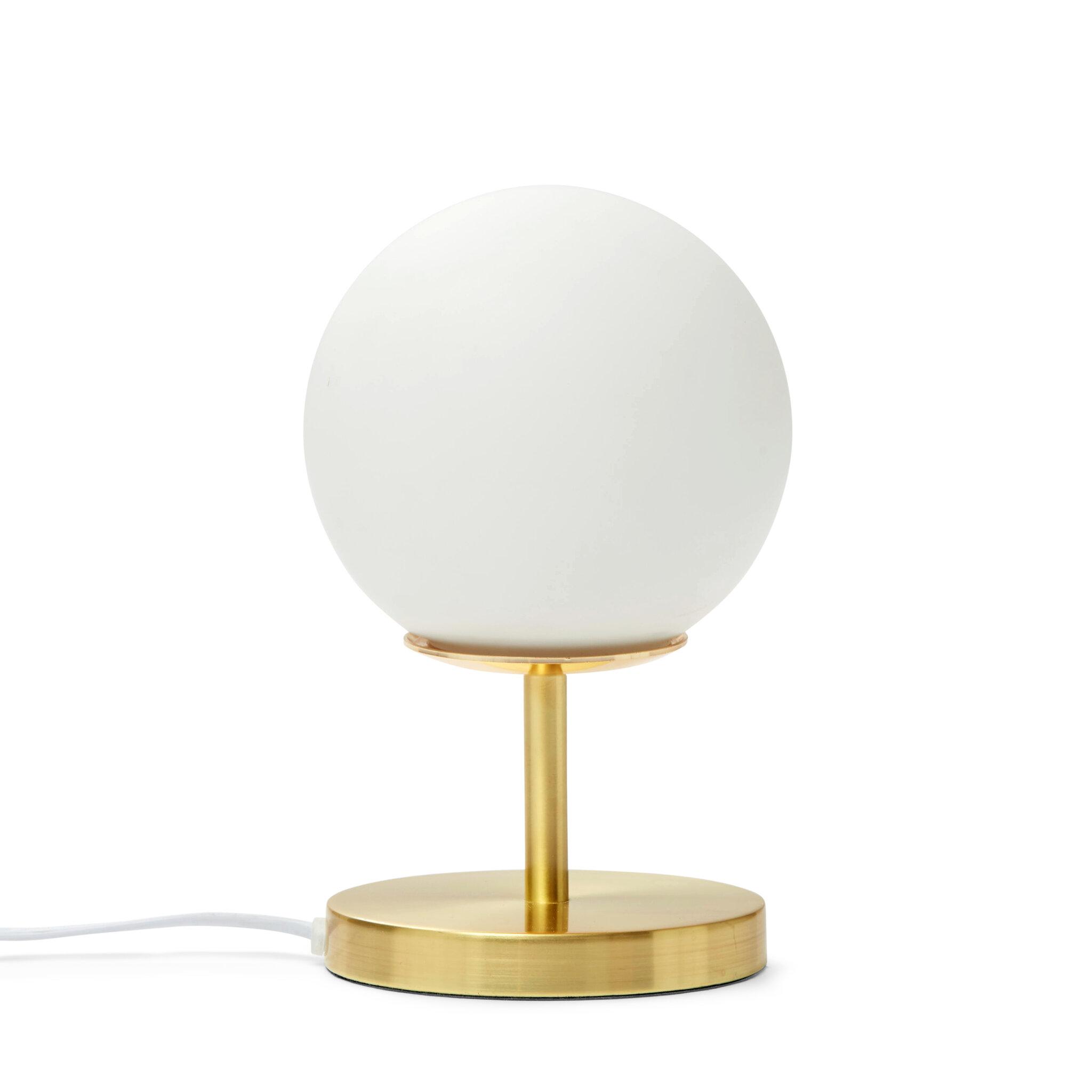 Bordslampa Rebecca, 23x15 cm