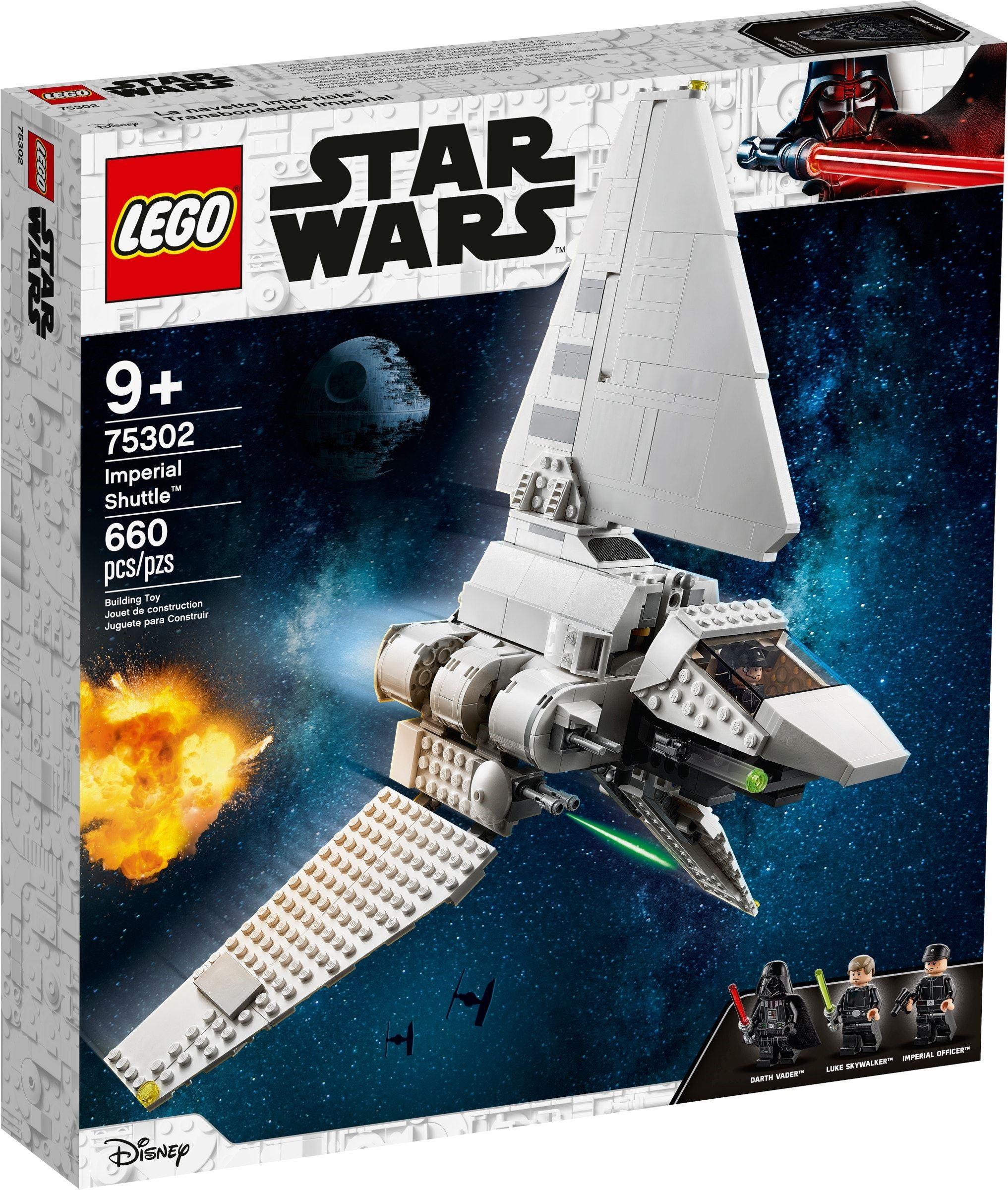 LEGO Star Wars - Imperial Shuttle™ (75302)